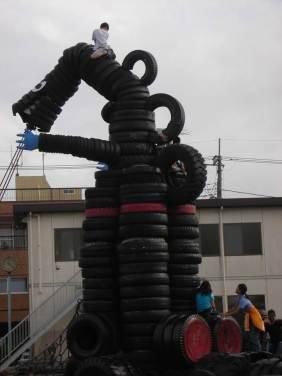 Tyre Dragon